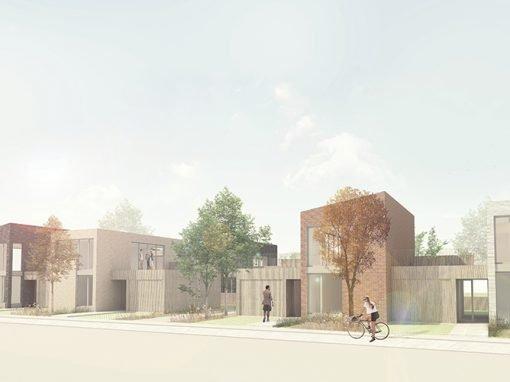 Projet résidentiel des Vétérans